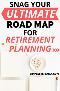 The Best Personal Finance Retirement Saving Plan Spreadsheet Template for Investing Money