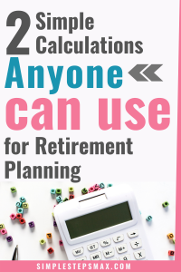financial planning tips for beginners creating a retirement savings plan