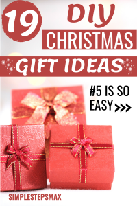 easy and cheap diy christmas gifts ideas on a budget