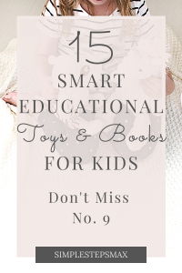 ideas on best kid gifts for educational learning toy